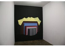 After the target shooting / Wall painting / 2010